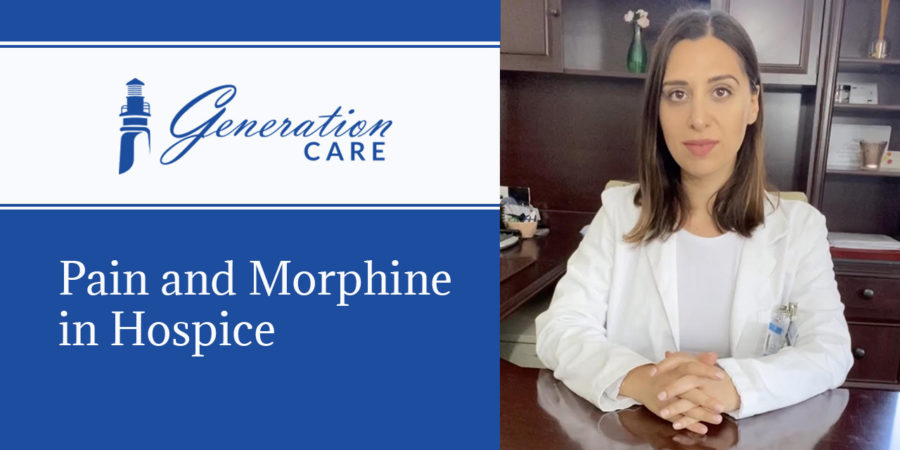 Pain and Morphine in Hospice
